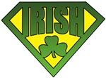 Super Irish Man T-Shirts
