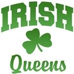 Queens Irish T-Shirts