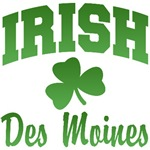 Des Moines Irish T-Shirts