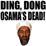 Ding Dong Osama's Dead T-Shirts