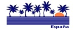 Espana Blue Palms
