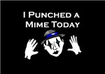 I Punched a Mime Today