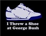 I Threw a Shoe at George Bush