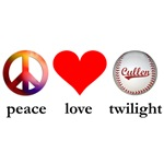 peace love twilight baseball