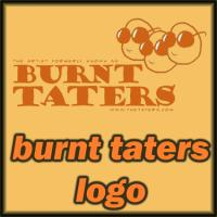 Burnt Taters - Original logo (almost)