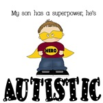 Son has superpower he's autistic