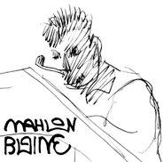 The Art of Mahlon Blaine