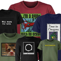 Cool Dark Shirts & Tees