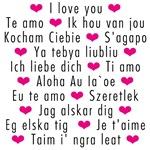 I Love You Languages