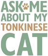 Tonkinese Cat Merchandise