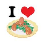 I Heart (Love) Lobster