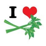 I Heart (Love) Celery