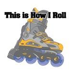 How I Roll (Roller Blades)