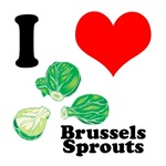 I Heart (Love) Brussels Sprouts