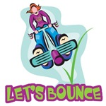 Let's Bounce Pogo Stick