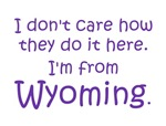 I'm From Wyoming