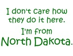 I'm From North Dakota