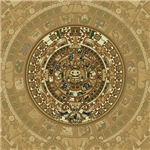 Aztec Calendar Bed & Bath