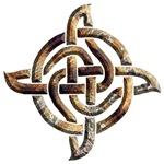 Celtic Rock Knot T-shirts & Gifts © Kristen N. Fox
