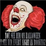 Booking Clown