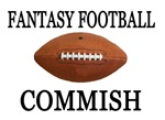 Fantasy Footbal Commish