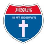 Jesus Is My Highway
