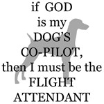 My Dog's Flight Attendant