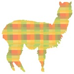 Plaid Alpaca