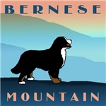 Bernese Blue Mountain