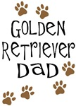 Golden Retriever Dad