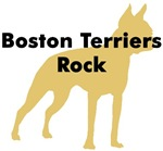 Boston Terriers Rock