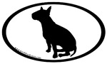 Bull Terrier Oval