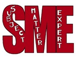 SME  BIG RED - Subject Matter Experts