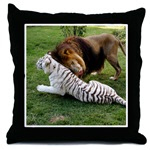 Cameron & Zabu Throw Pillows