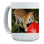 Tiger Auroara Mugs