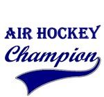 Air Hockey Champion T-shirts