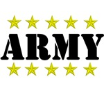 Army T-shirts, Tees and Gifts