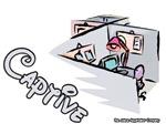 Captive Cubicle