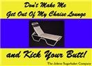 Chaise Lounge Butt
