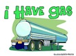 I Have Gas Tanker Driver
