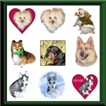 Dog Lovers T-shirts and Gifts