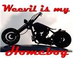 Weevil is my Homeboy