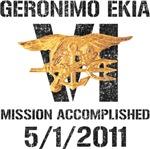 Geronimo EKIA 2