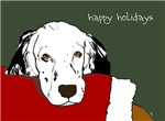 Setter Holiday Cards