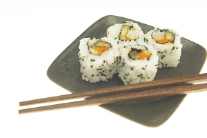 Sushi out! California Roll T Shirts and Gifts Cool