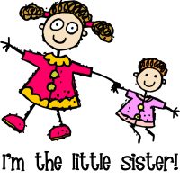 Cool I'm the Little Sister T-Shirts Gifts