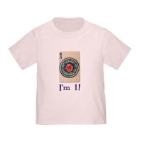 Chinese Adoption Mah Jong Birthday Gifts T-Shirts