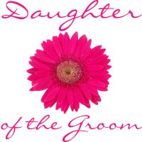 Daughter of the Groom Wedding Apparel Pink