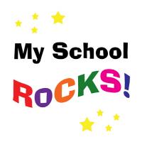 Cool My School Rocks T Shirts Gifts