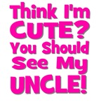 Think I'm Cute? Uncle Pink